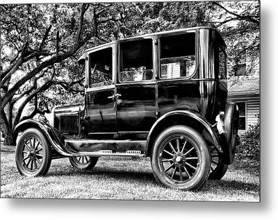 1926 Ford Model T Metal Print by Bill Cannon