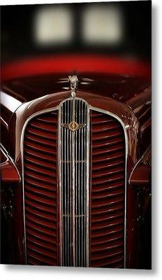 1937 Dodge Half-ton Panel Delivery Truck Metal Print by Gordon Dean II