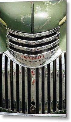 1946 Chevrolet Pick Up Metal Print by Gordon Dean II