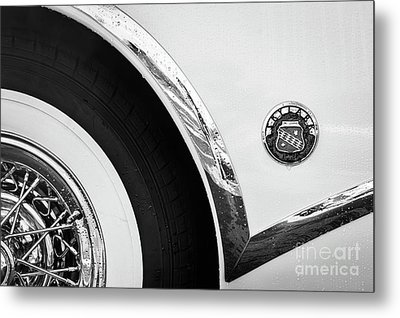 Metal Print featuring the photograph 1953 Buick Abstract  by Dennis Hedberg