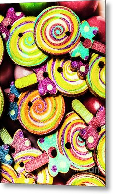 1960s Hypnotic Sweetness Metal Print by Jorgo Photography - Wall Art Gallery