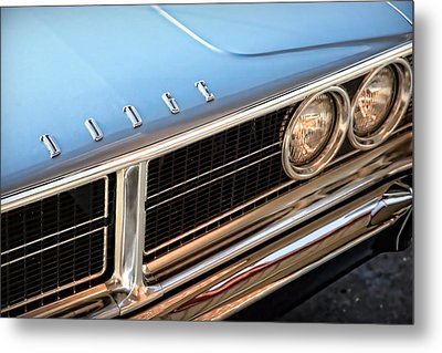 1966 Dodge Coronet 500 Metal Print by Gordon Dean II