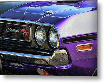 1970 Dodge Challenger Rt 440 Magnum Metal Print by Gordon Dean II
