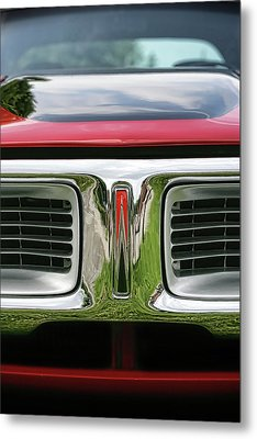 1972 Dodge Charger 400 Magnum Metal Print by Gordon Dean II