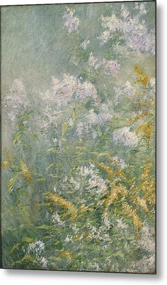Meadow Flowers Metal Print by John Henry