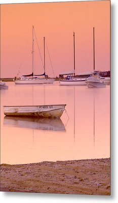 Misty Morning Osterville Cape Cod Metal Print