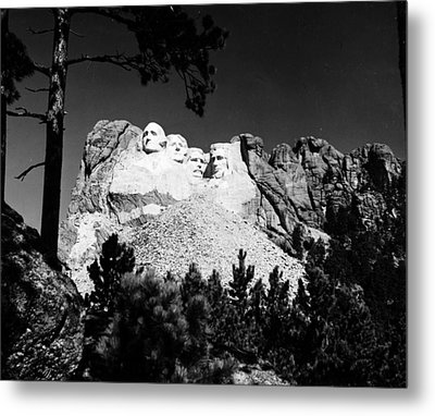 Mount Rushmore Metal Print by Granger