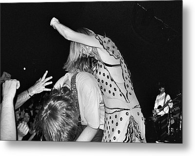 Sonic Youth Metal Print