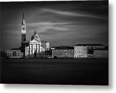 Metal Print featuring the photograph View From San Marco by Andrew Soundarajan
