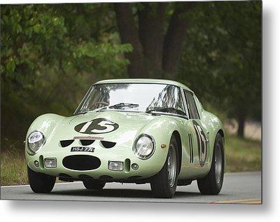 1962 Ferrari 250 Gto Scaglietti Berlinetta Metal Print by Jill Reger