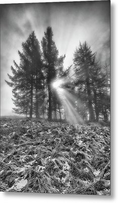 Metal Print featuring the photograph Scottish Sunrise by Jeremy Lavender Photography