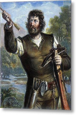 William Tell Metal Print by Granger