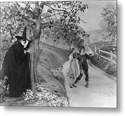 Wizard Of Oz, 1939 Metal Print by Granger