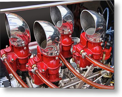 4 Duck Hemi Metal Print by Bill Dutting