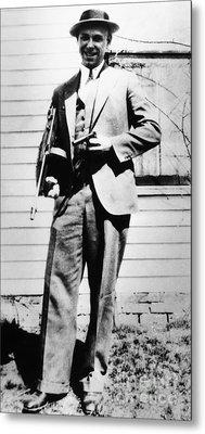 John Dillinger 1903-1934 Metal Print
