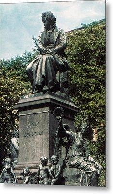 Ludwig Van Beethoven Metal Print by Granger