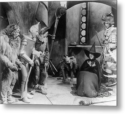 Wizard Of Oz, 1939 Metal Print
