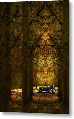 Metal Print featuring the photograph 4390 by Peter Holme III