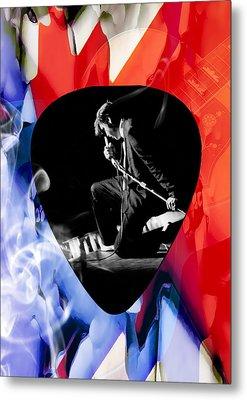 Elvis Presley Art Metal Print