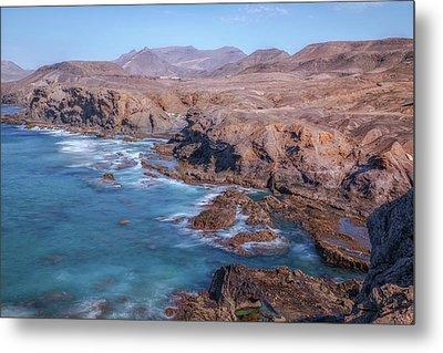 La Pared - Fuerteventura Metal Print by Joana Kruse