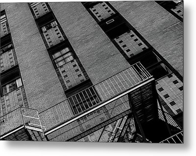Metal Print featuring the photograph 5 Park Street by Bob Orsillo