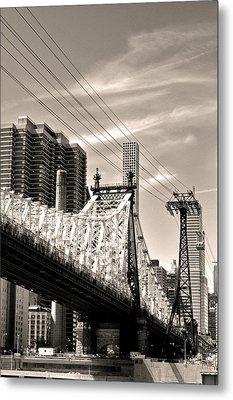 59th Street Bridge No. 4-1 Metal Print
