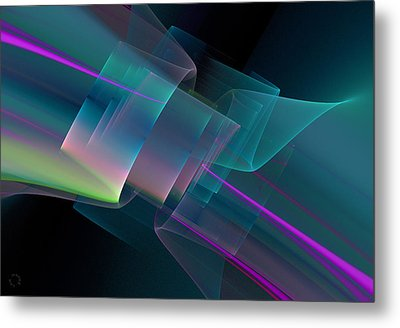 638 Metal Print by Lar Matre