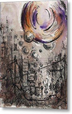 A Dream Come True Metal Print by Rachel Christine Nowicki