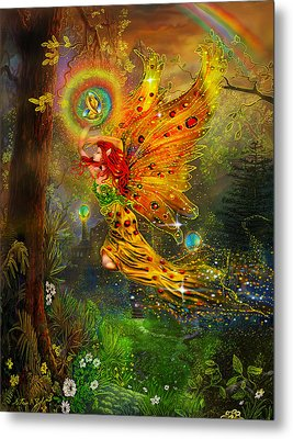 A Fairy Tale Metal Print by Steve Roberts