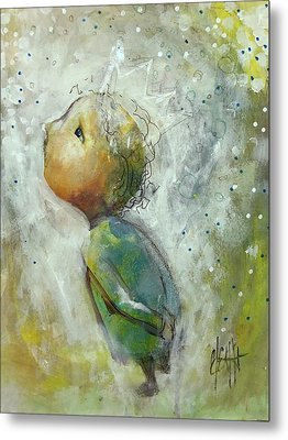 A Future And A Hope Metal Print by Eleatta Diver