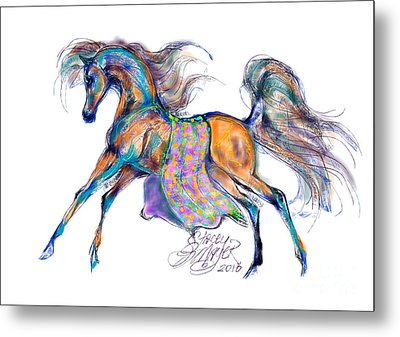 A Gift For Zeina Metal Print