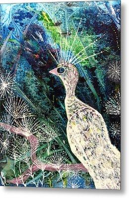 A Rare Bird Metal Print