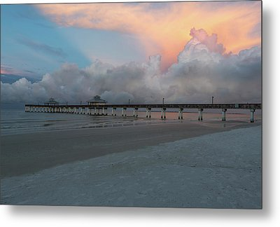 Metal Print featuring the photograph A Serene Morning by Kim Hojnacki