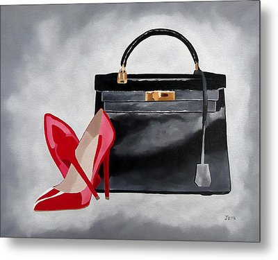 A Touch Of Class Metal Print