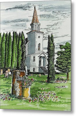 A Wisconsin Beauty Metal Print by Terry Banderas