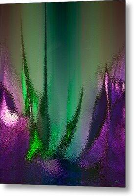 Abstract 2 Metal Print by Gerlinde Keating - Galleria GK Keating Associates Inc
