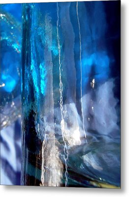 Abstract 2014 Metal Print by Stephanie Moore