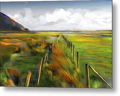 Achill Island - West Coast Ireland Metal Print by Bob Salo