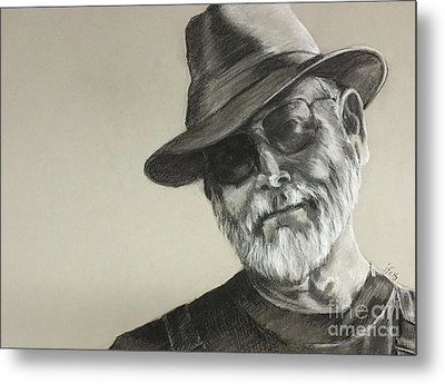 After Fifty Years Metal Print