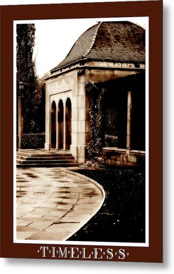 Aged By Time Metal Print