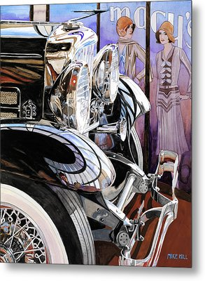 Aint She A Duesy Metal Print by Mike Hill