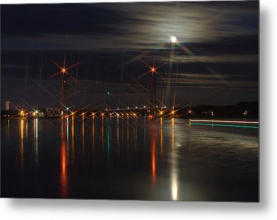 All Lit Up II Metal Print by Greg DeBeck