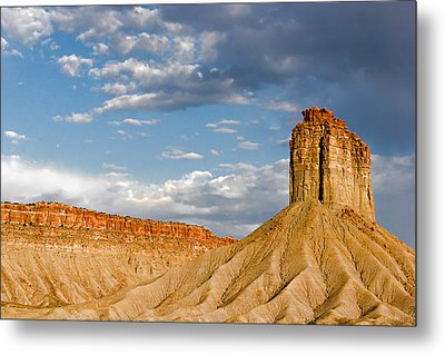 Amazing Mesa Verde Country Metal Print by Christine Till
