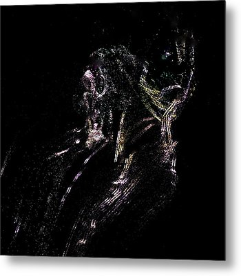 Ancient Dogmatist Of Creation Metal Print by Rebecca Phillips