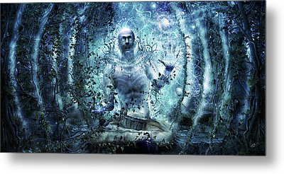 And The Promise Of The Truth Metal Print