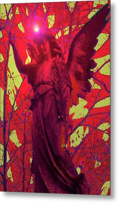 Angel Of Blesss No. 05 Metal Print by Ramon Labusch