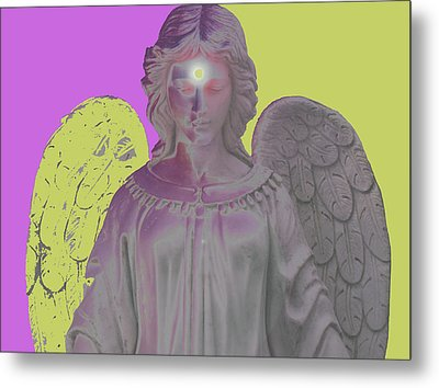 Angel Of Devotion No. 07 Metal Print by Ramon Labusch