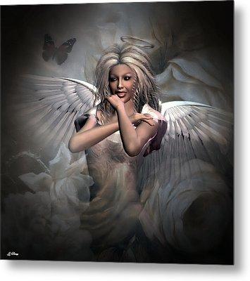 Angels Bliss Metal Print
