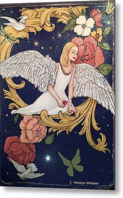 Angels Dream Metal Print