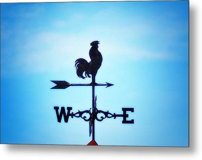 Any Way The Wind Blows Home Metal Print by Bill Cannon